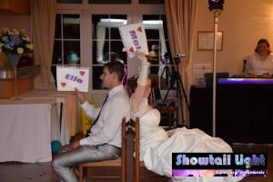 animation pour mariage paris