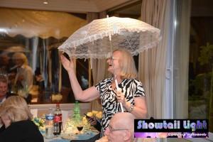 animation de mariage ombrelle