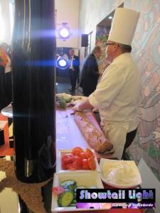 Animation culinaire lors de vos réceptions professionnel