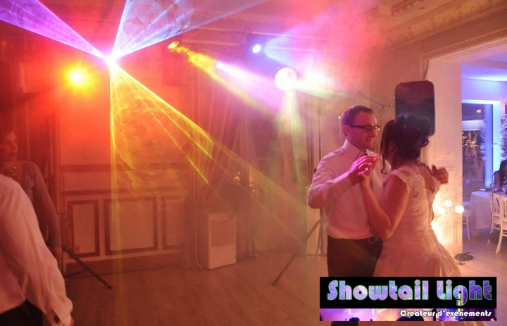 Animation dj mariage ouverture bal