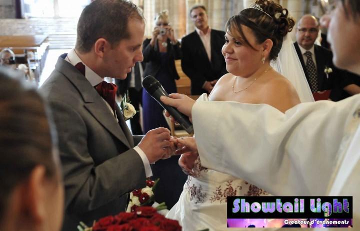organisation mariage échange des alliances