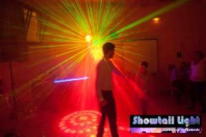Show laser effet spéciaux