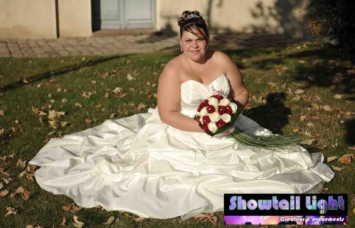 photographe mariage parc mariées