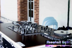 Table de mixage Platine dj