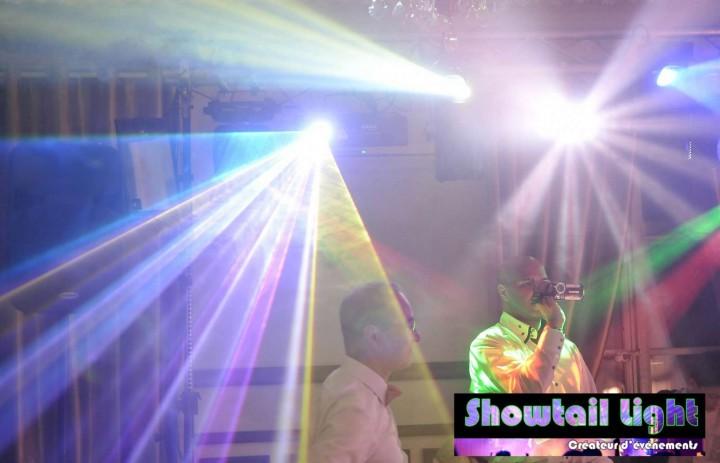 Mise en lumière du dancefloor