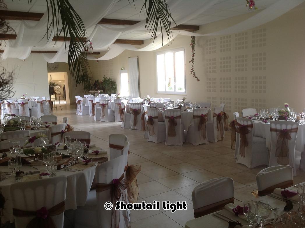 Location De Salle De Réception évènementielle Mariage
