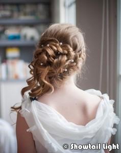 Idée de coiffure pour votre mariage