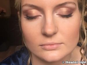 Maquillage professionnel pour mariage