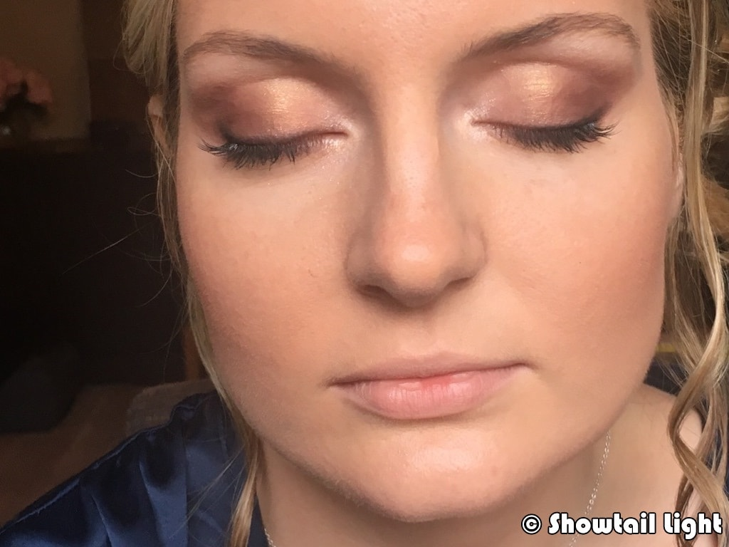 Maquillage professionnel pour mariage